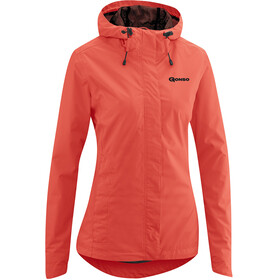 Gonso Sura Light All-Weather Jacket Women fiery coral